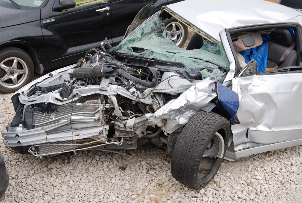 vehicle rescue, head-on collision, extrication, vehicle rescue size-up